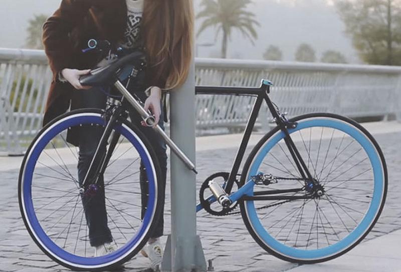 превърне самото колело в голям катинар