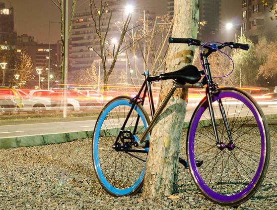 Първото в света недосегаемо колело
