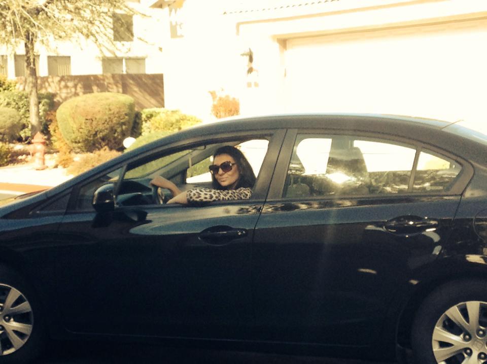 таксиметрова шофьорка