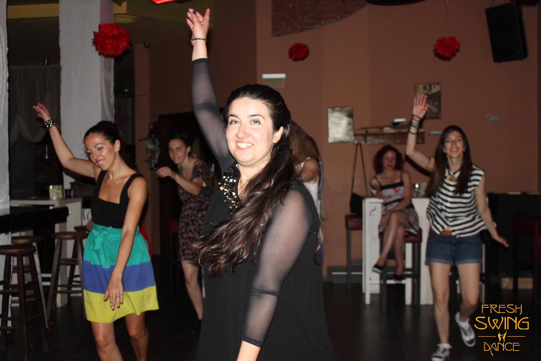 суинг танци