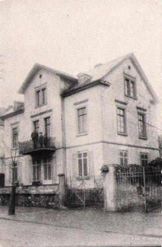 къщата на Ото Ран