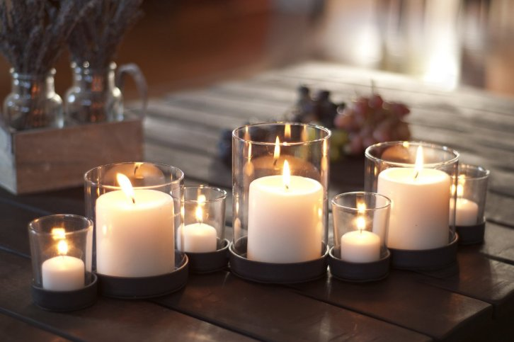 Candle-Holder-For-Dinner-Table
