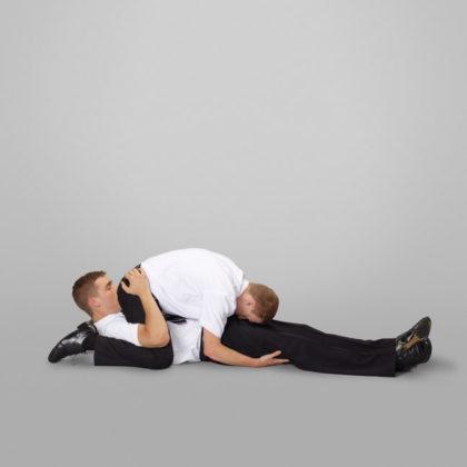Мисионерски пози при мормоните.
