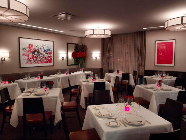 Ресторант Daniel
