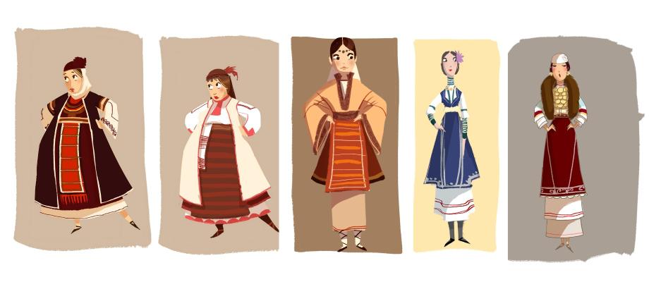 Първото българско фолклорно фентъзи