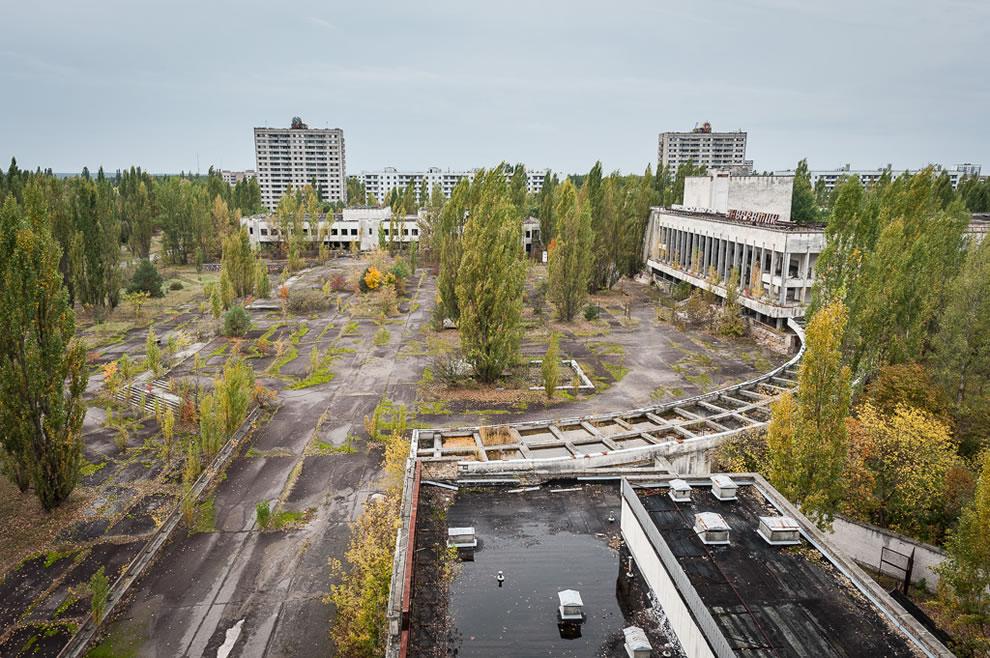 Припят дестинация Чернобил
