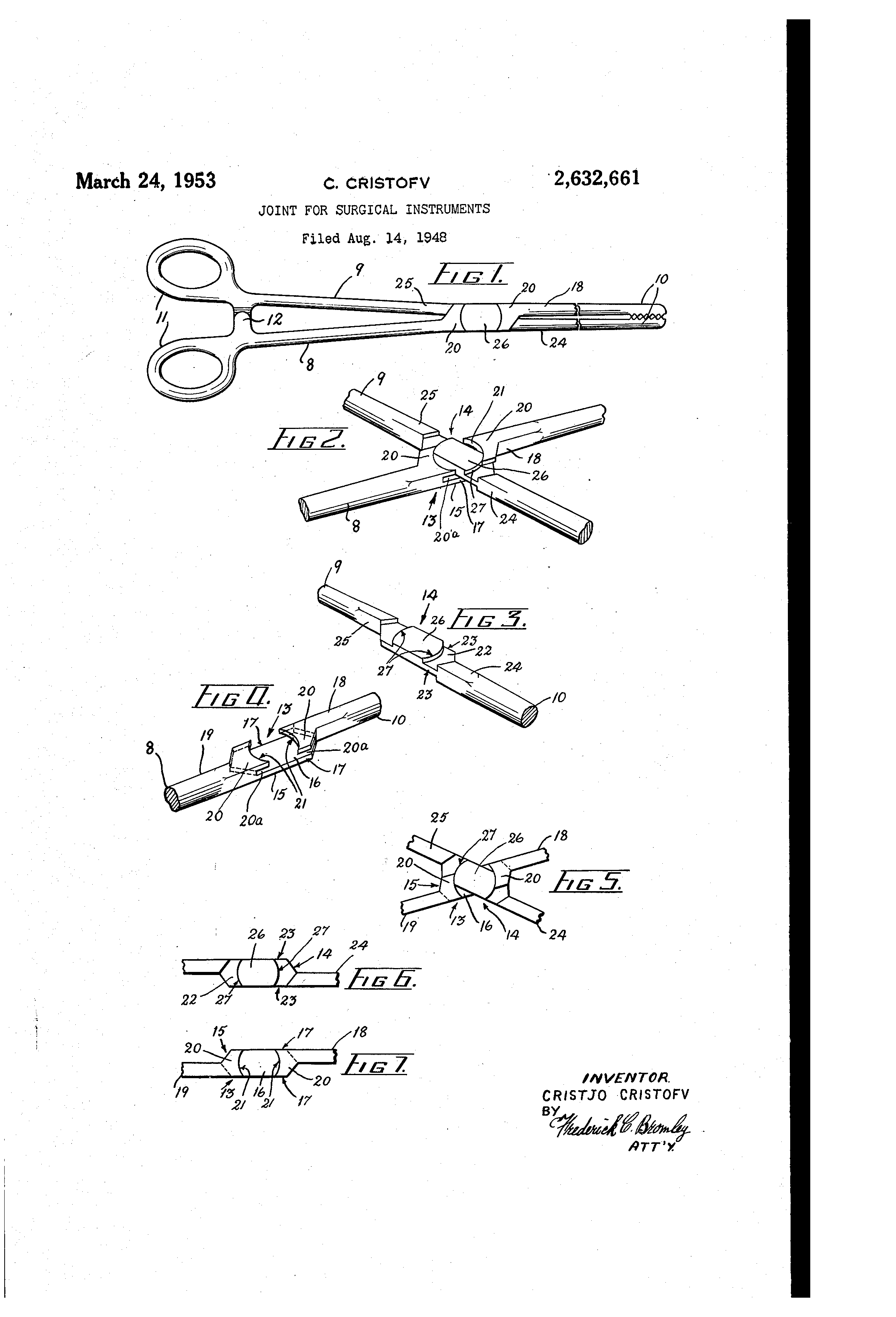 US2632661-0