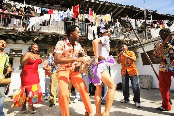 народни танци по света