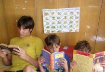 Децата, които обичат да четат, учат бързо