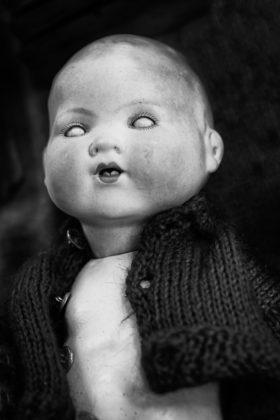 Фабиен Ролан кукла