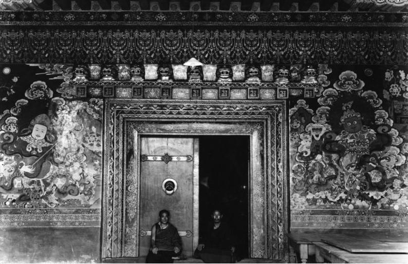 Тибет през 1937 г.