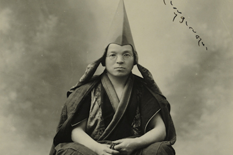Йонгден в Тибет през 1933 г.