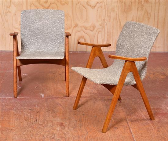 george-doukoff-volks-chairs-pair