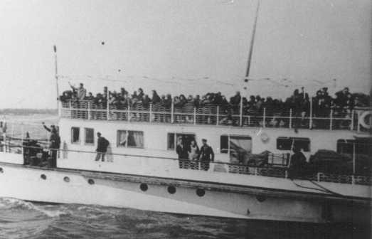 депортация на евреи
