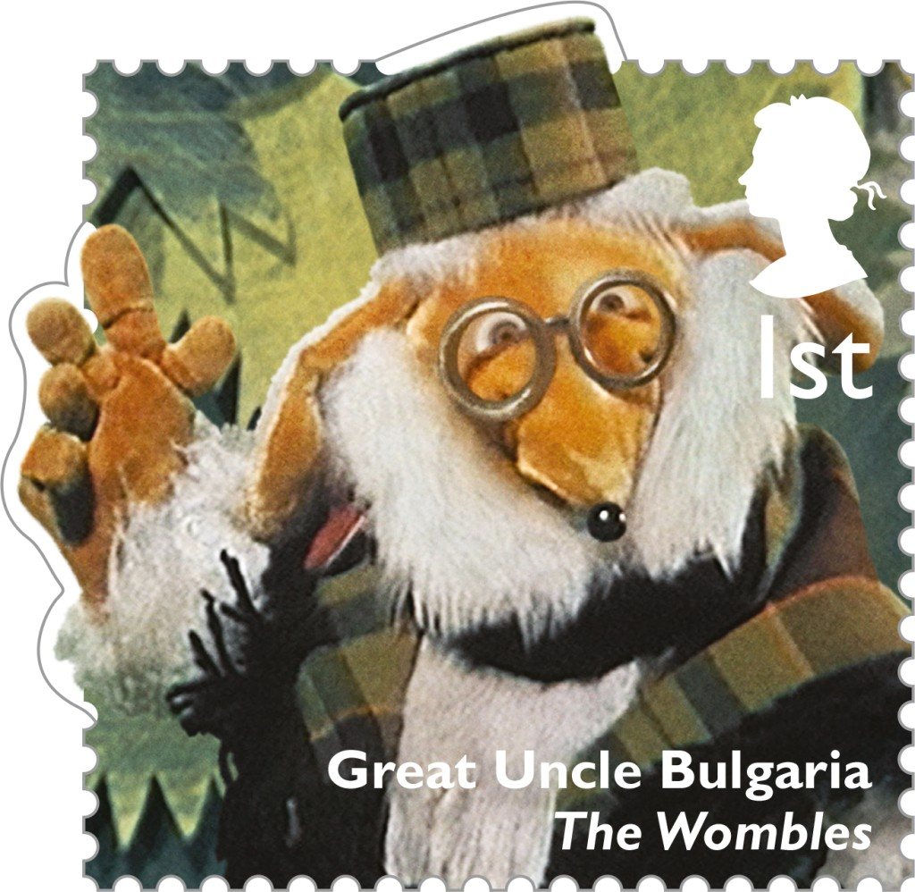 The_Wombles_Great_Uncle_Bulgaria_Stamp