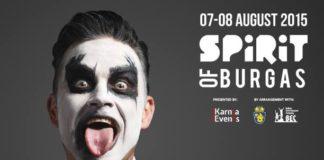 Spirit of Burgas 2015