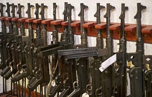 немски оръжия