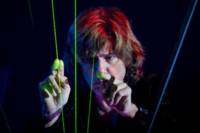 Jean Michel Jarre concert in Dresden - 4 November 2011