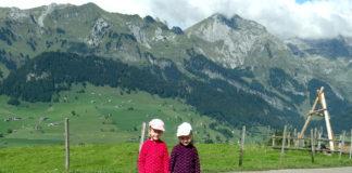 деца в Швейцария