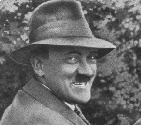 снимки на Хитлер
