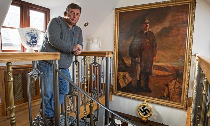 на Хитлер