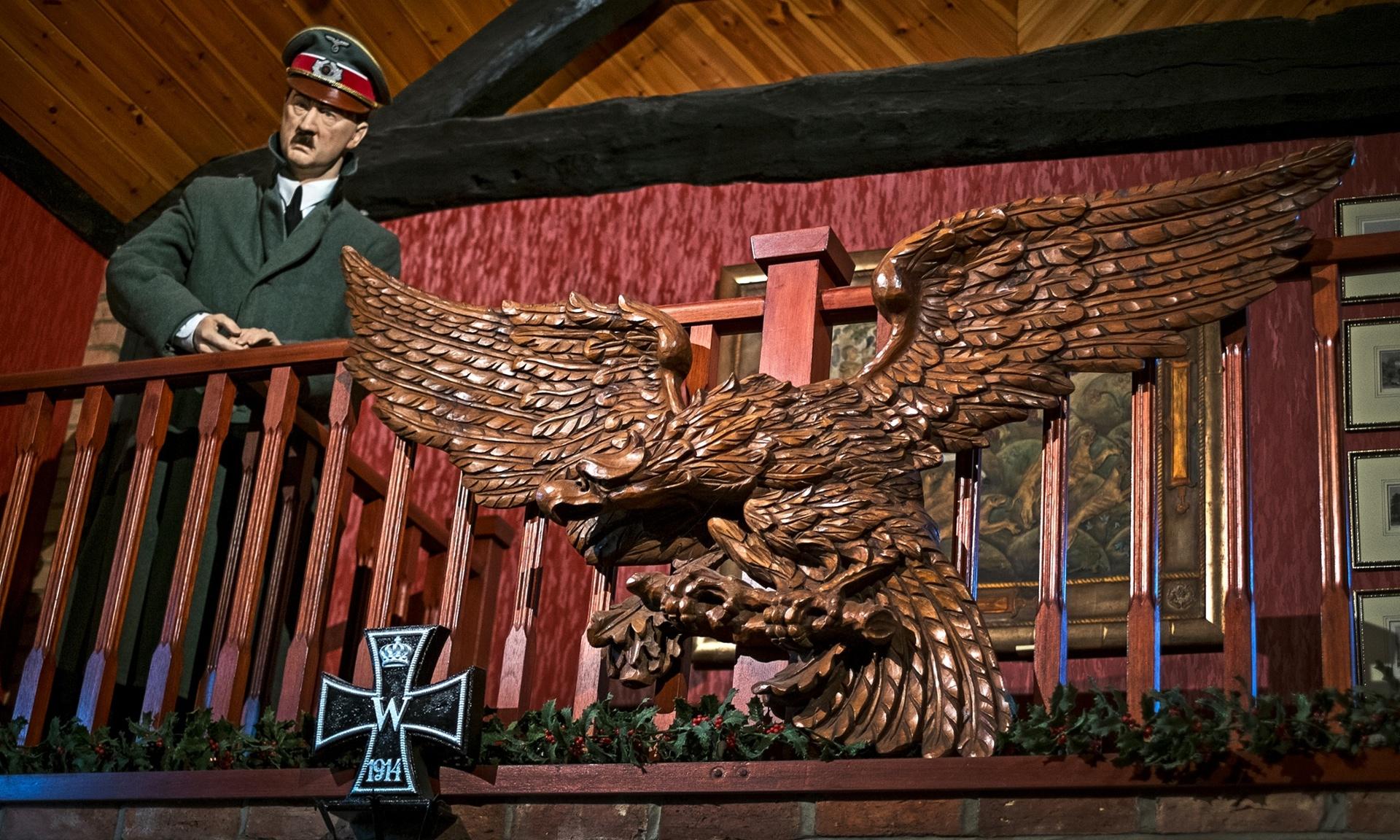 восъчна статуя на Хитлер