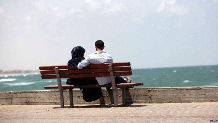 целувка - Газа
