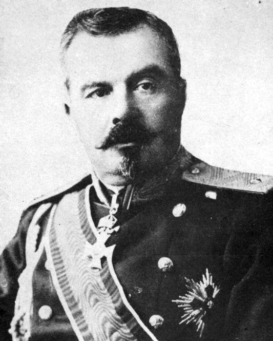 Генерал Иван Фичев