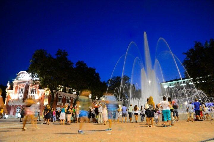 Независимост морската столица Варна
