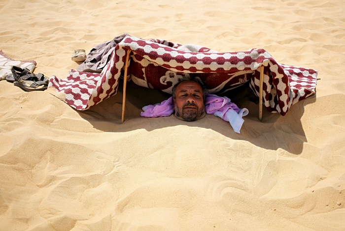 Пясъчна баня