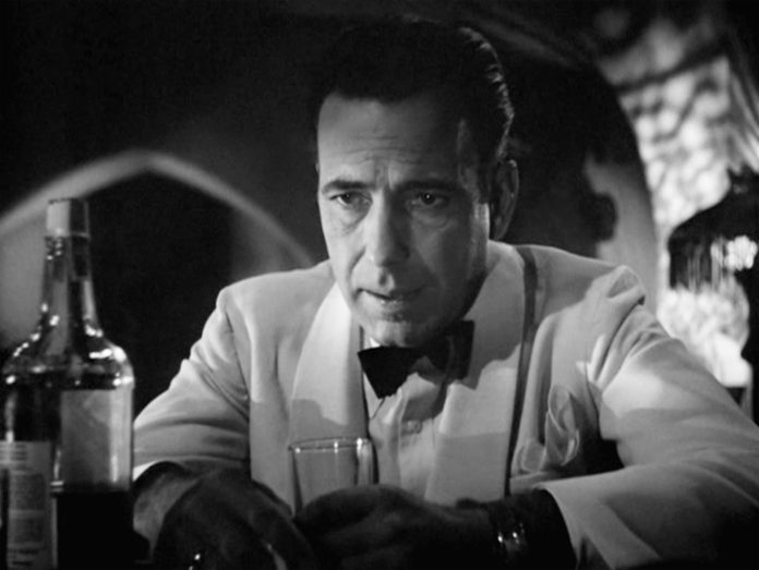 последните думи на Хъмфри Богарт