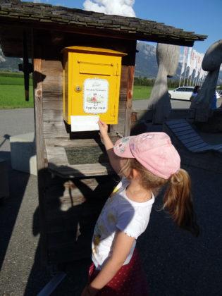 деца в планината