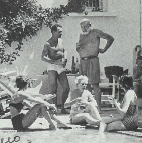 изкуството на партито за Хемингуей