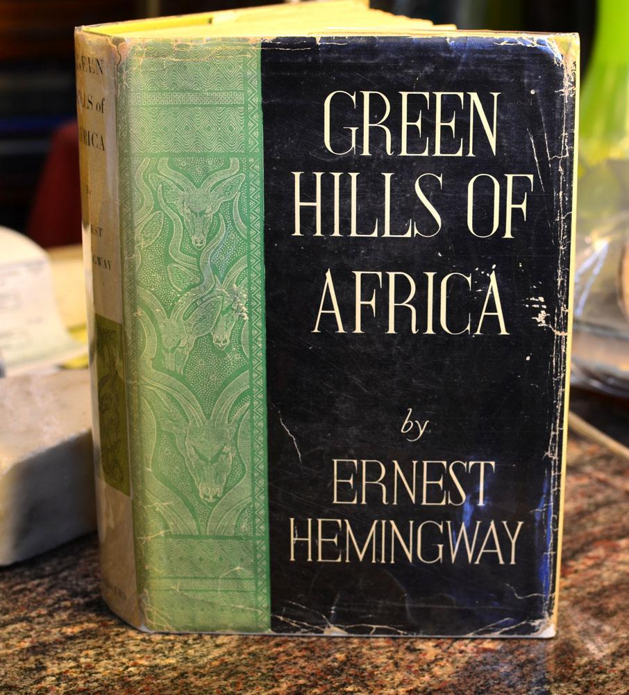 Зелените хълмове на Африка
