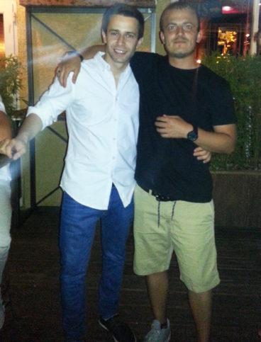 Nikola i Vladimir bez tekst pod snimkata