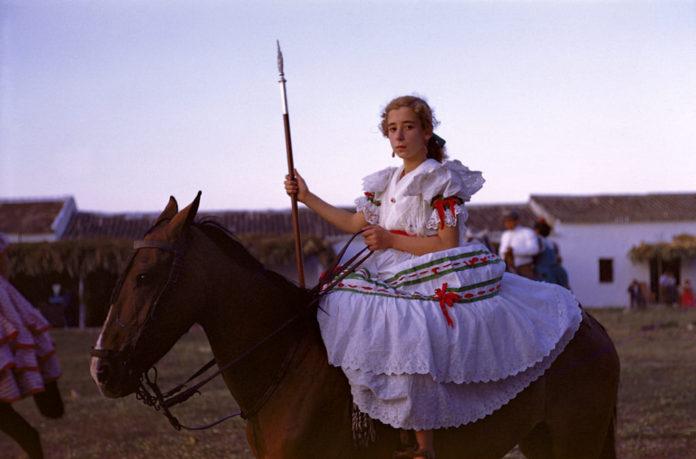 Испания, 1955 г., Инге Морат