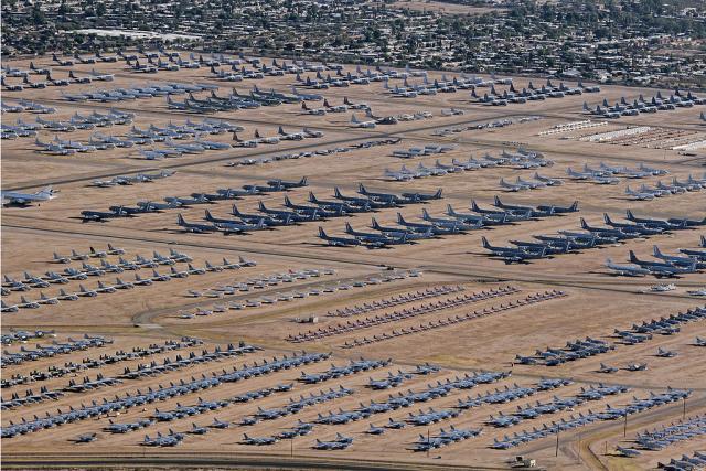 Аризона Тусон самолети