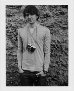 Себастиан се запалва по фотографията, след пътуване до Кения.