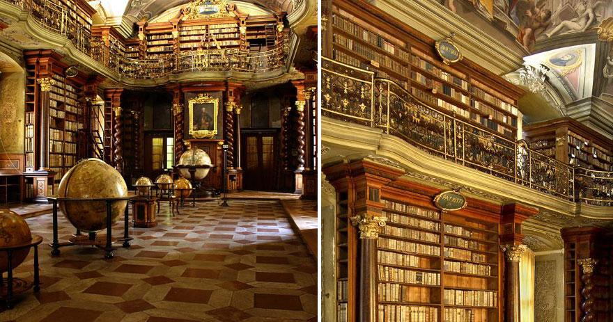 Чешката национална библиотека