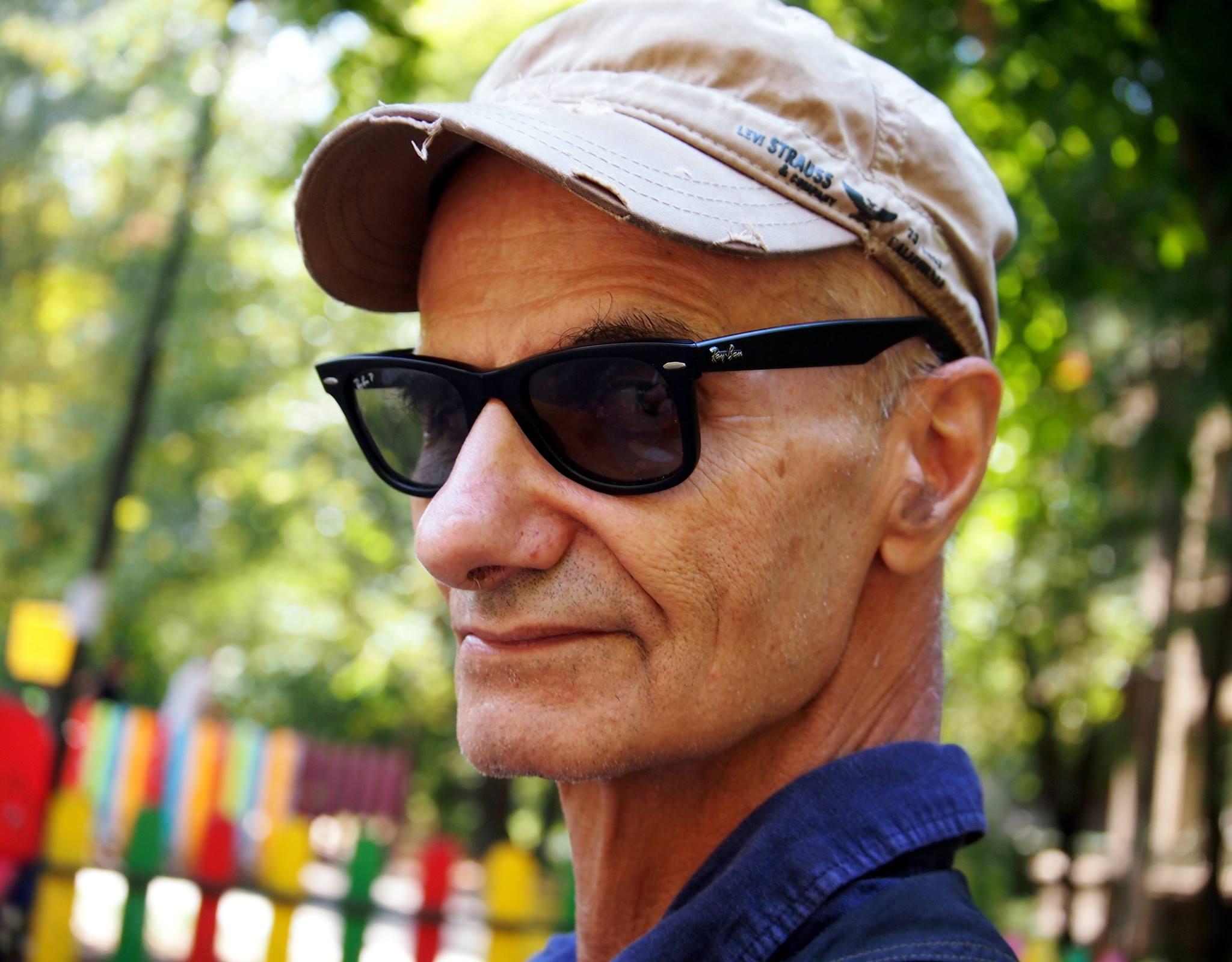 Журналистът Иван Тропанкев.