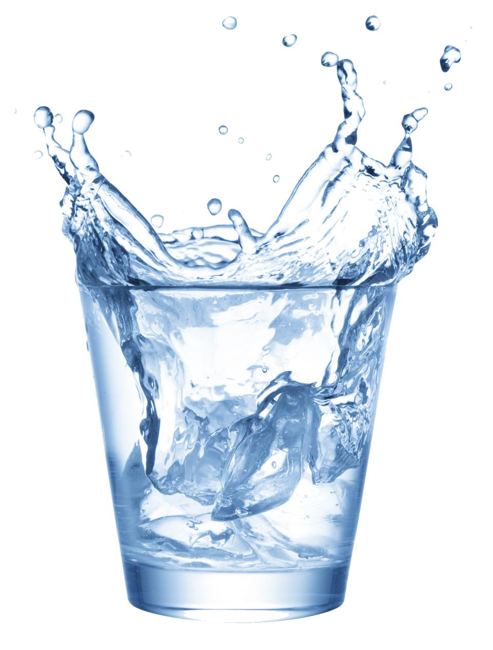 вода преди сън