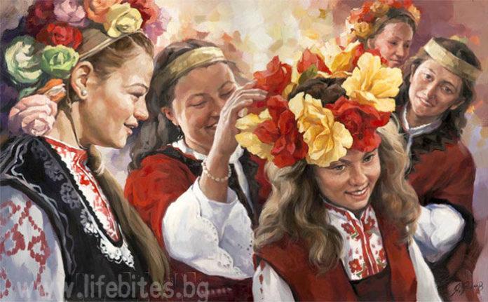 Красотата на България