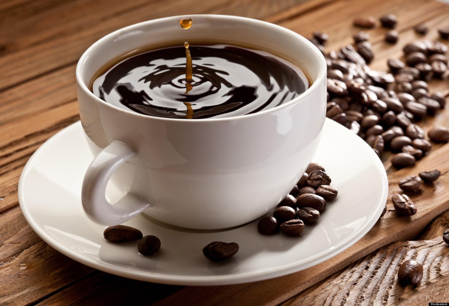 кафе преди сън