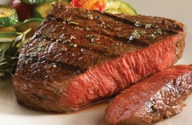 червено месо преди сън диета