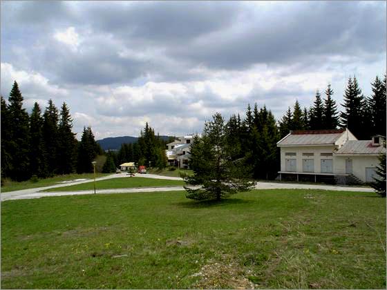 Обсерваторията в Рожен