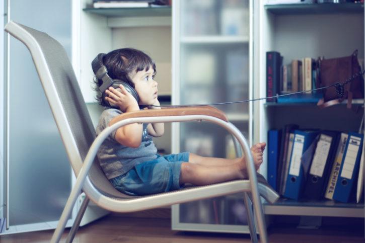 radio kid