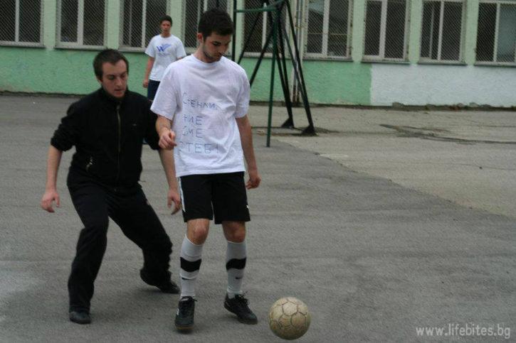 Петър футбол