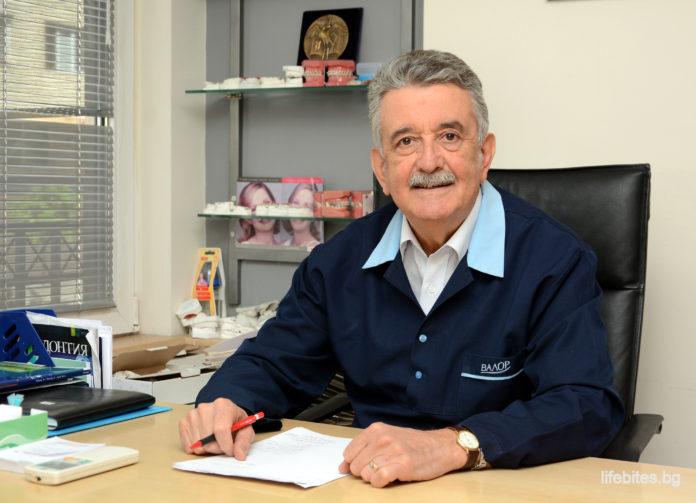 проф. Валентин Мутафчиев
