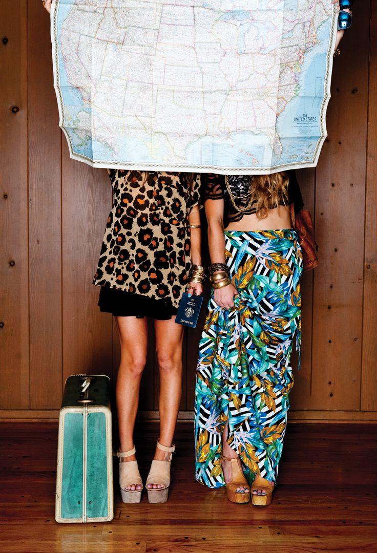 багажа пътуването