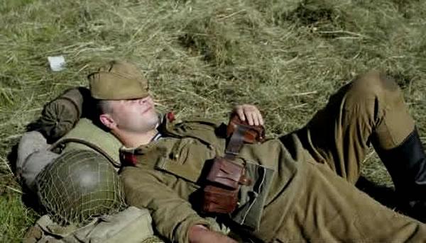казарма - войници